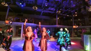 Даргинский танец, шоу группа KavkazDace, шоу-балет город Харьков