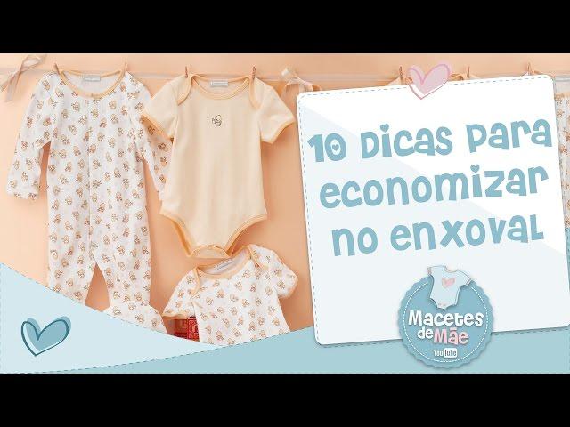 879c3f03d2 Dicas para um enxoval de bebê mais funcional