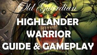 Highlander Warrior deck guide and gameplay (Hearthstone Saviors of Uldum)