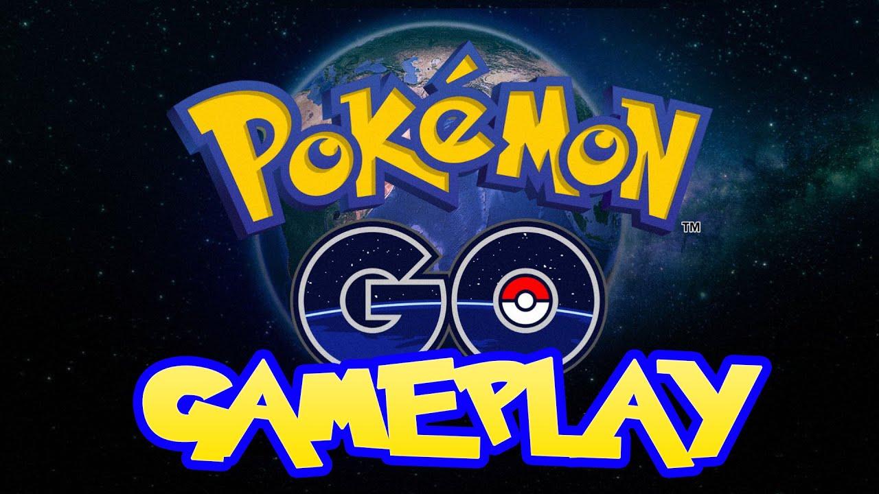 Gameplay de Pokémon GO