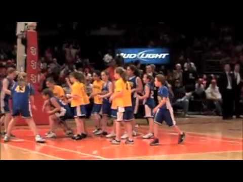 St Francis Desales Rockaway New York Basketball Game