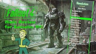 Fallout 4 Console Mod Review #10: Institute Safe House, Crysis Suit and N7 Pipboy