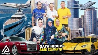 Download lagu Ini Baru Sultan,! Berikut Sumber Kekayaan & Koleksi Mobil Milik Anak Mantan Presiden RI Soeharto