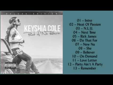 Keyshia Cole – Point of No Return Full Album
