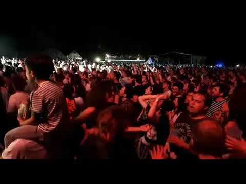 Concierto de Iván Ferreiro en el Caudal Fest
