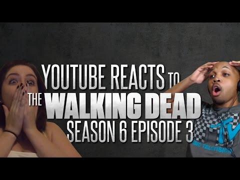 "The Walking Dead: Glenn ""Thank You"" Fan Reaction Compilation"