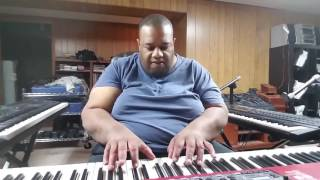 """""""Reminiscing"""" (Little River Band) performed by Darius Witherspoon (2/20/17)"""