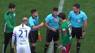 OSIJEK vs LOKOMOTIV MOSKVA 2:0 (prijateljska utakmica)