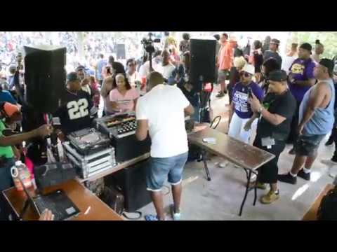 Stan Zeff DJin LIVE at Prospect Park, Brooklyn New York - Jamboree Party
