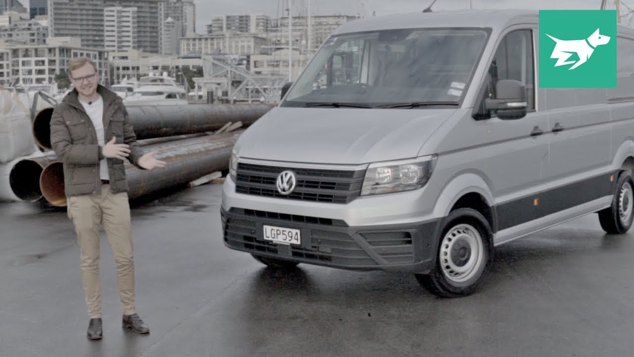 Volkswagen Crafter 2018 Review Youtube