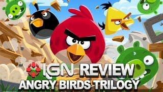 Angry Birds Trilogy Video Review - IGN Reviews