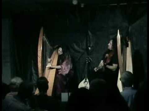 Lisa Lynne & Aryeh Frankfurter live at Harp Center