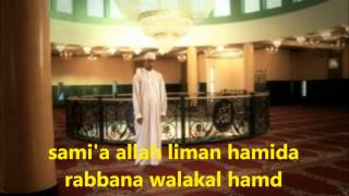 All the five muslim prayers with transliteration for those who can'...