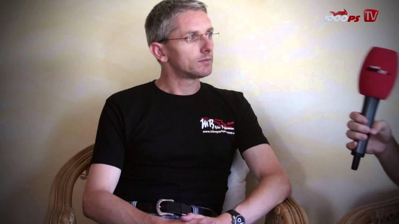 Martin Bauer über den MotoGP Einsatz in Brünn