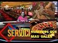 METODO ganar Ruleta números que mas caen ruletas terinadas en 1-11-35