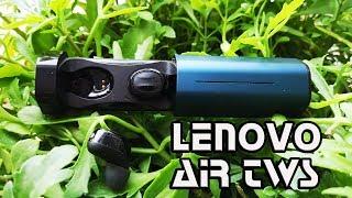 20 фактов о Lenovo Air TWS II Когда видишь красивые затычки!