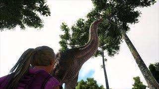 Ark Additions   Brachiosaurus!   An ARK: Survival Evolved mod trailer