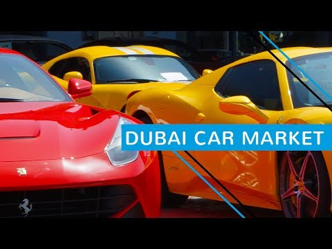 Car Auction & Auto Market Dubai - Exotic, Regular & Classic Cars