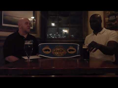 """Passion and Pints Episode 1 """"It will take a nation of millions to hold us back"""""""