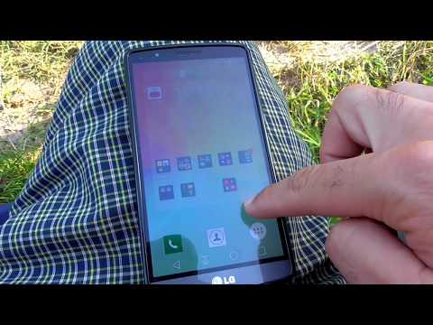 Restoring The Missing Messaging Icon On Android 6 (SMS, LG G3)