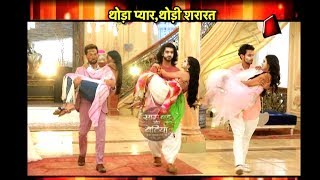 Ishqbaaz -Oberoi Brothers Pool party