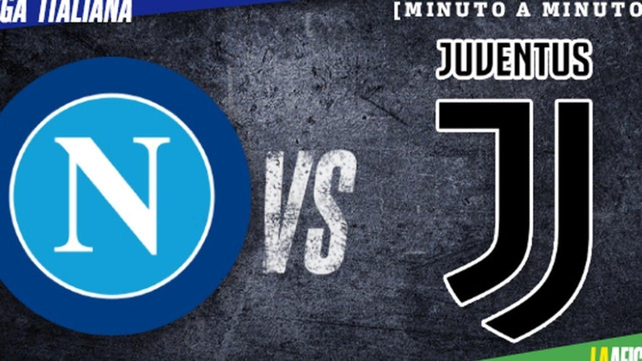 NAPOLI VS JUVENTUS EN VIVO FINAL COPA DE ITALIA FUTBOL EN VIVO