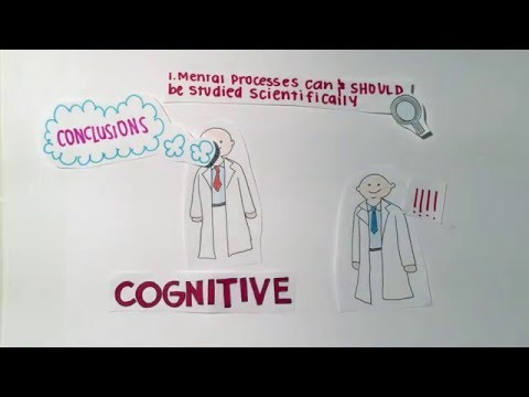 Cognitive psychology Simply Explained