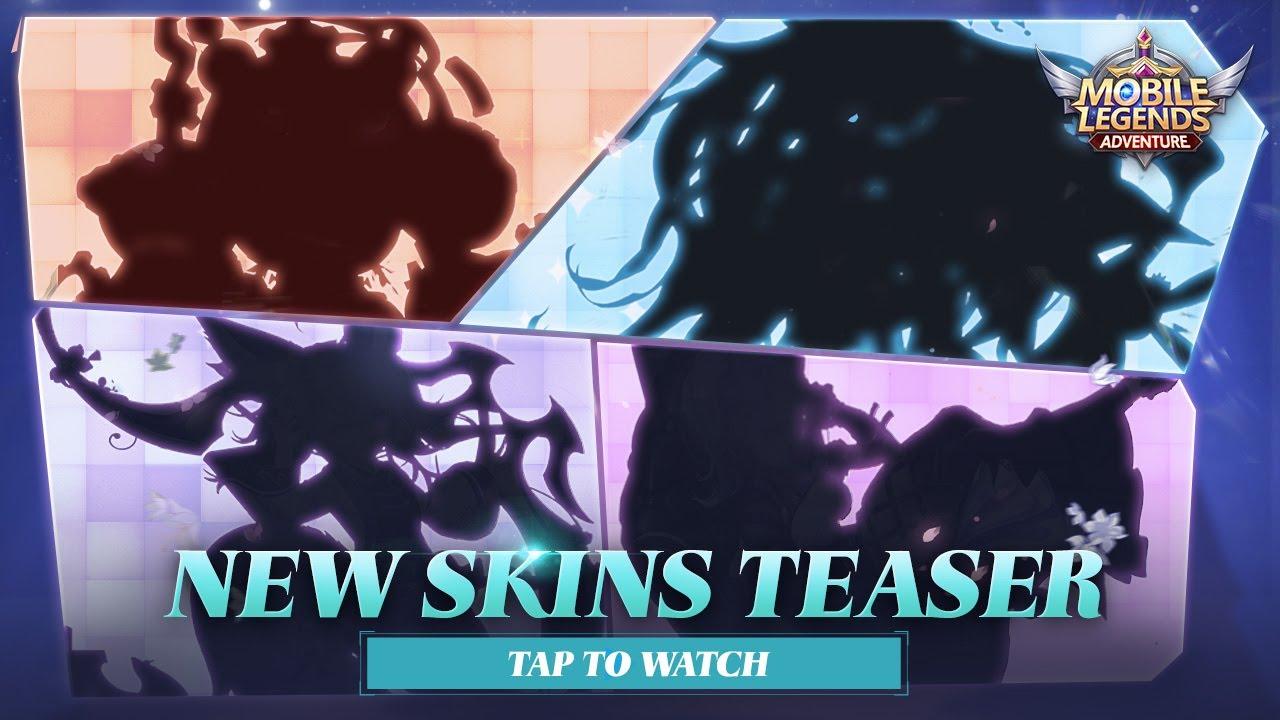 New Skins   Anna Nana Aurora Uranus   Sep. 10-24   Mobile Legends Adventure