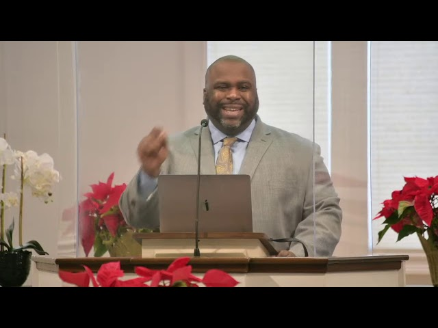 Eric Walsh - From Dry Bones to an Army: How to Thrive in 2021 (Sabbath Service 01-9-2021)