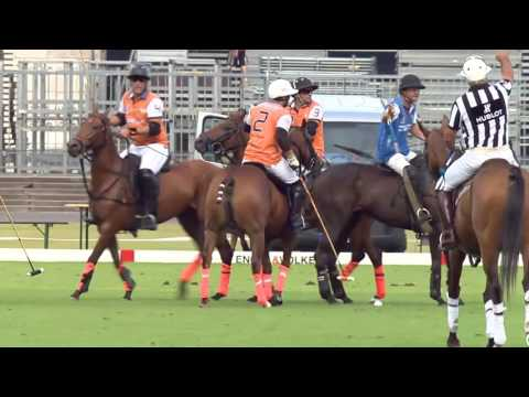 PoloLine TV - Berlin Maifeld Polo Cup finals: Tom Tailor vs. Allianz Kundler