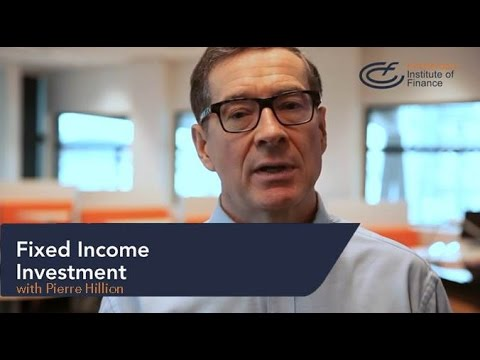 Fixed Income Investment program | Amsterdam Institute of Finance