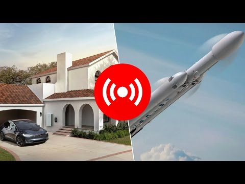 Tesla Solar Roof Prices, EV Haters, SpaceX Internet, and 5min EV Battery Charge - Teslanomics Live!