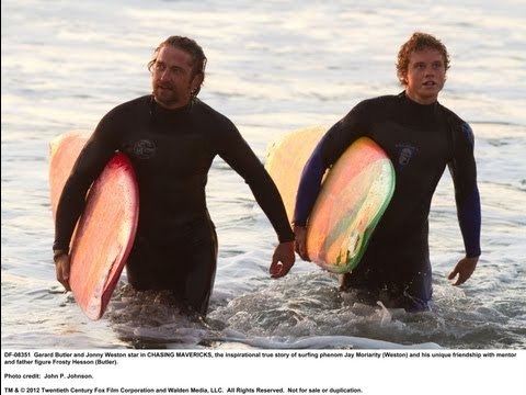 Chasing Mavericks | Official Trailer 1 | 20th Century FOX
