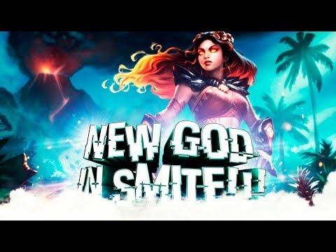 видео: НОВЫЙ БОГ В СМАЙТЕ - ПЕЛЕ!!!/smite new god - pele