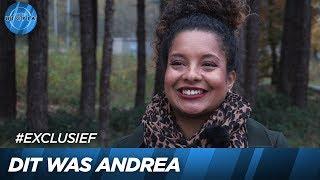 EXCLUSIEF: Dit was Andrea! 🎨 | UTOPIA