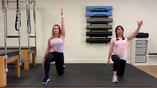 At-Home Pilates Workout