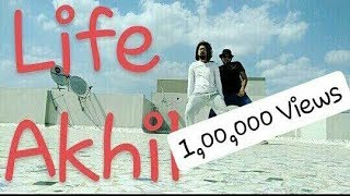 Dance on punjabi song life || akhil || latest songs 2017 || sam padmashali choreography