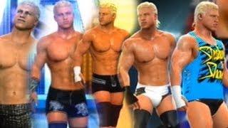 WWE Games Evolution - Dolph Ziggler (SVR 2010 - WWE 2K14)