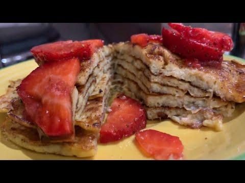 paincake-avec-2-ingrédients-sans-farine-بان-كيك-بالموز-أسهل-طريقة-في-5-دقائق