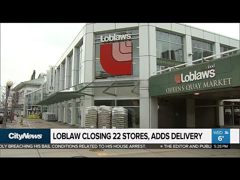 Business Report: Loblaws announces home delivery service