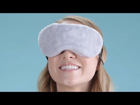 How to DIY a Gravity Sleep Mask - YouTube