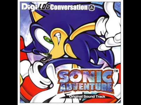 Sonic Adventure: Red Mountain (Red Hot Skull)