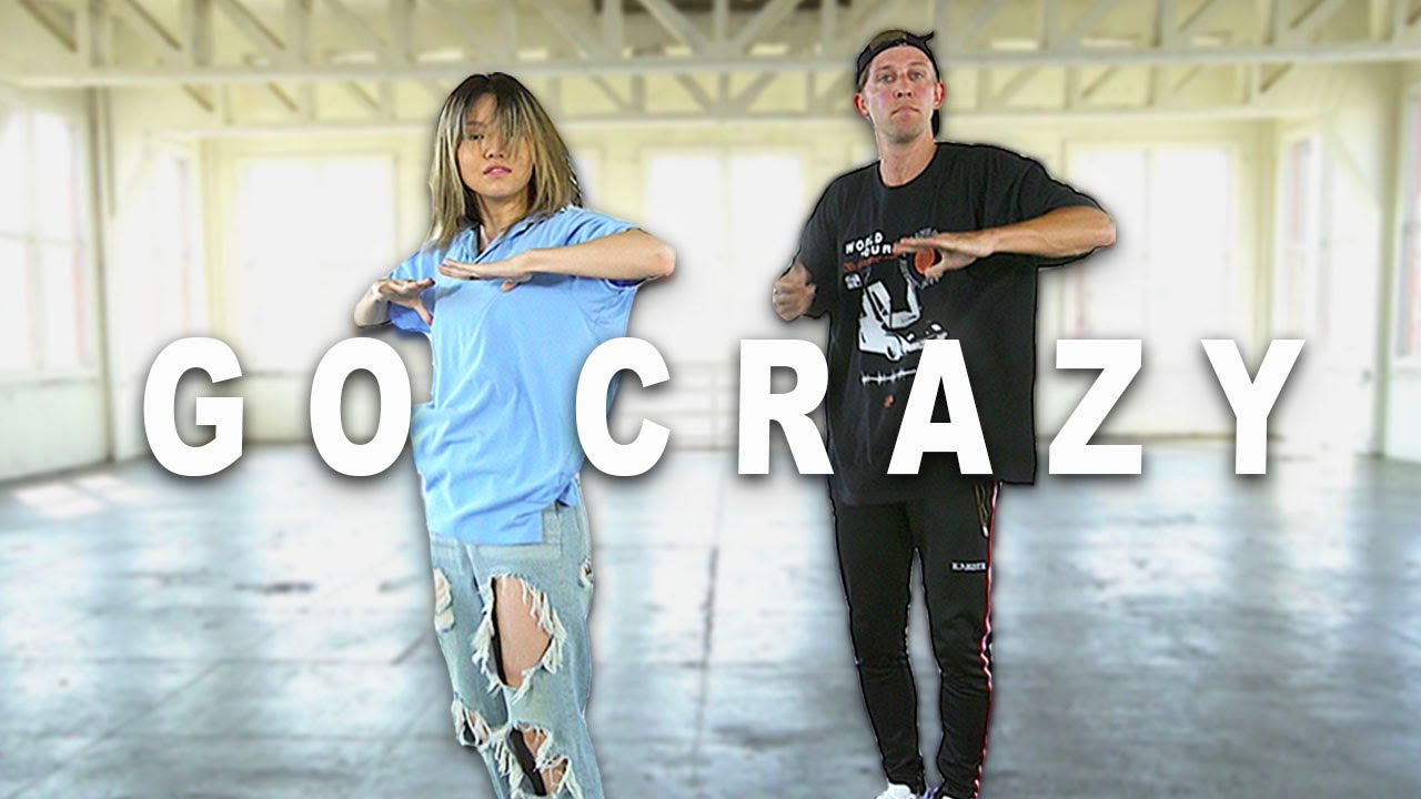 GO CRAZY - Chris Brown Dance Choreography ft Bailey Sok