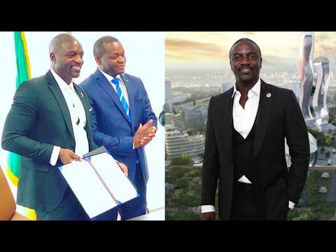 Rich + Wealthy: Artist Akon Finalizes Multi-Billion Dollar Deal...Richest Artist in the World?