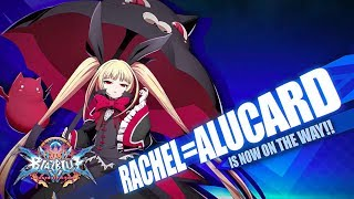 BlazBlue: Cross Tag Battle OST - Queen of Rose (Rachel Alucard's Theme)