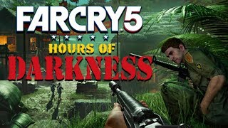 ВОЙНА ВО ВЬЕТНАМЕ! - Far Cry 5: ТЁМНОЕ ВРЕМЯ