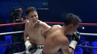 Marvin Sonsona vs. Arief Blader | Survival Instinct: Matira Matibay 2018