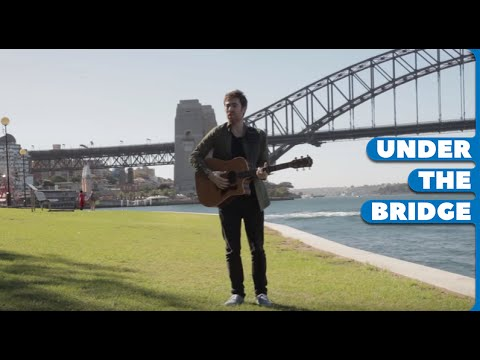 Jamie Lawson - Wasn't Expecting That (Under The Bridge Session)