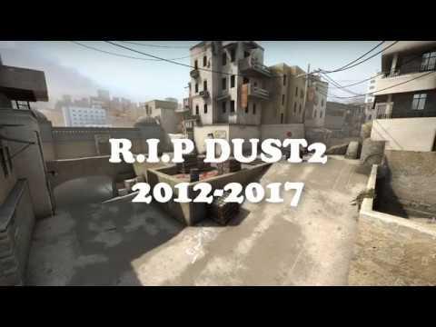 Rest In Peace de_dust 2