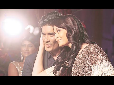 Aishwarya Rai Bachchan for Manish Malhotra & Kangana Ranaut at AICW - Day 5 | VOGUE India